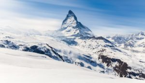 The wonders of the Matterhorn, including natural caves and trekking